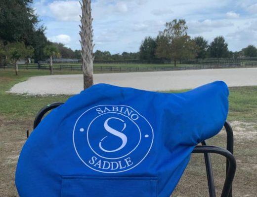 Luis Sabino saddle